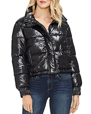 Vince Camuto Cropped Puffer Coat