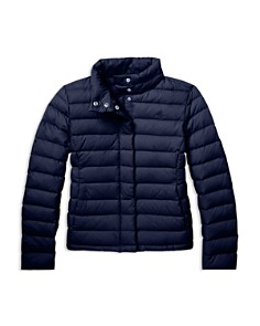 Ralph Lauren - Girls' Lightweight Puffer Jacket - Big Kid