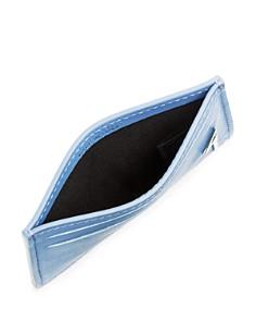Giuseppe Zanotti - Leather Card Case
