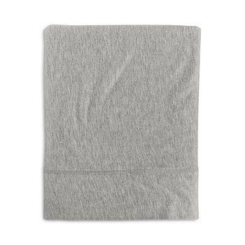 Calvin Klein - Modern Cotton Jersey Body Solid Flat Sheet, Twin