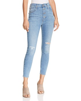 Levi's - Mile High Ankle Skinny Jeans in Love Shack Baby
