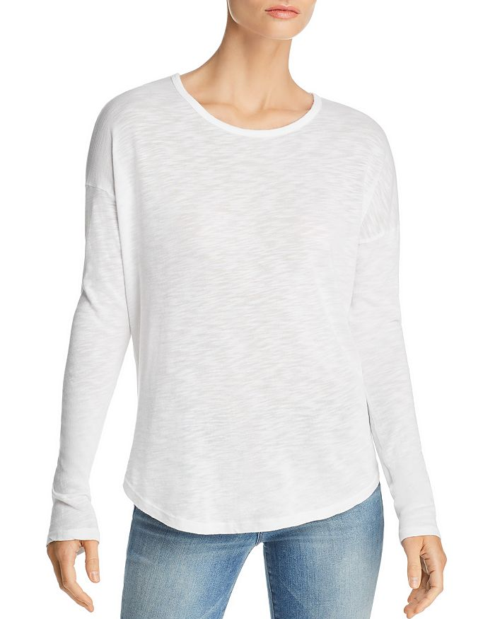 Splendid Cottons ZANDER DROP-SHOULDER TEE
