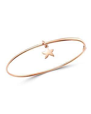 Dodo Starfish Charm Bangle Bracelet