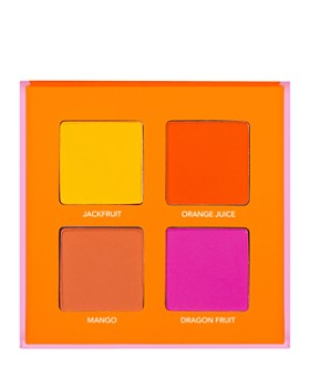 Lime Crime - Fresh Squeezed Plushies Sheer Pressed Pigment Quad