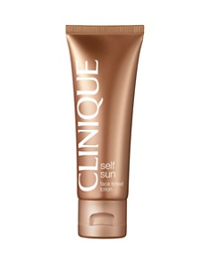 Clinique - Self Sun Face Tinted Lotion