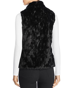 Bagatelle - Reversible Faux Fur Vest