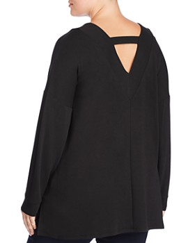 Cupio Plus - Long-Sleeve Tunic