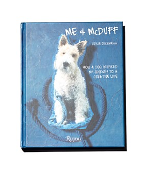 Rizzoli - Me & McDuff: How a Dog Inspired My Journey to a Creative Life