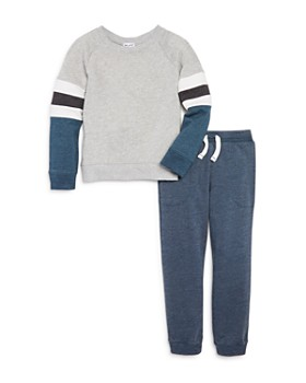 Splendid - Boys' Striped Sleeve and Pant Set - Little Kid