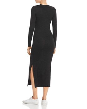 FRENCH CONNECTION - Sweeter Sweater Knit Midi Dress