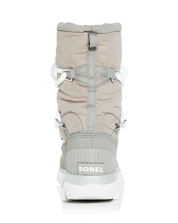 3e8c8162a69 Sorel Women s Kinetic Waterproof Cold Weather Platform Boots ...