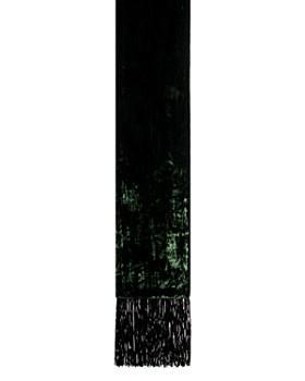 The Kooples - Fringed Velvet Scarf