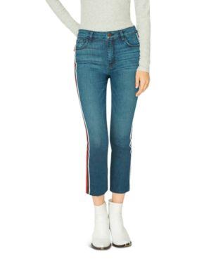 Sanctuary Modern High-Rise Crop Jeans in Detroit Blue 3130678