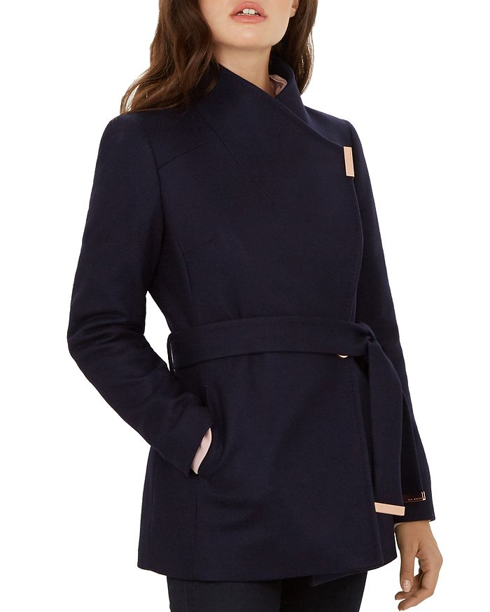 Ted Baker - Rytaa Short Wrap Coat