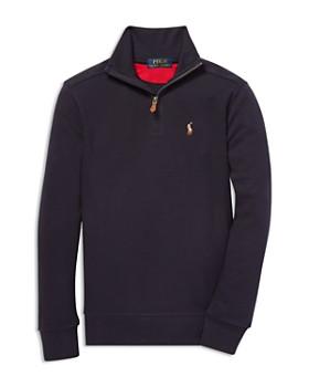 Ralph Lauren - Boys' Half-Zip Sweater - Big Kid