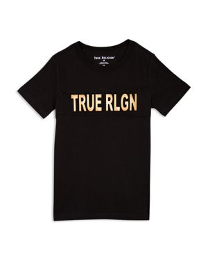 True Religion Boys' Logo Graphic Tee - Little Kid, Big Kid