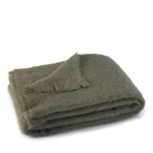 Landsdown Under Mohair Throw