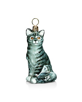 Joy to the World - American Shorthair Ornament
