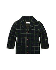 Ralph Lauren - Boys' Tartan Merino Wool Cardigan - Baby