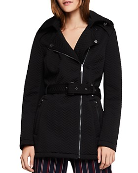 BCBGeneration - Quilted Chevron Parka