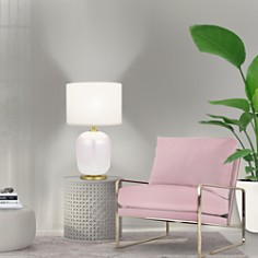 cupcakes and cashmere - Iridescent Table Lamp