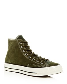Converse - Men's Chuck Taylor All Star 70 Suede High-Top Sneakers