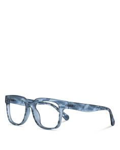 Look Optic - Unisex Laurel Square Screen-Reading Glasses, 51mm