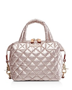 MZ WALLACE - Micro Sutton Bag