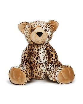 Hudson Park Collection - Faux Fur Leopard, Large - 100% Exclusive
