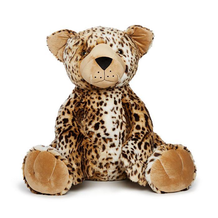 Hudson Park Collection - Faux Fur Leopard, Large - 100% Exclusive