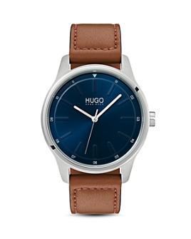 HUGO - #CREATE Gray & Blue Watch, 42mm