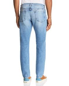 FRAME - L'Homme Slim Fit Jeans in Blue Bay