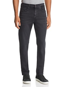 Joe's Jeans - Slim Fit Jeans in Coal