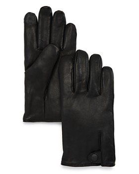UGG® - Vented Leather Tech Gloves