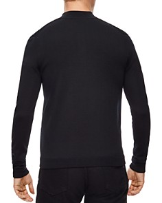 Sandro - Half-Zip Wool Sweater