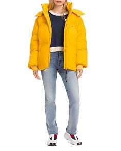 Tommy Jeans - Oversized Puffer Jacket