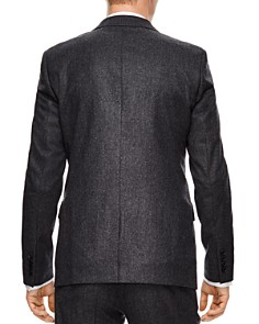 Sandro - Jupiter Gray Wool Slim Fit Sport Coat