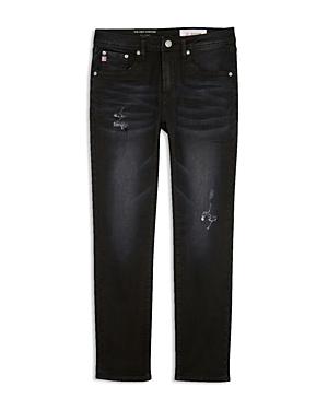 ag Adriano Goldschmied Kids Boys' Stryker Dark-Wash Slim Straight Jeans - Big Kid