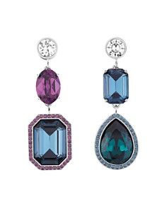 Atelier Swarovski - by Tabitha Simmons Mismatched Drop Earrings