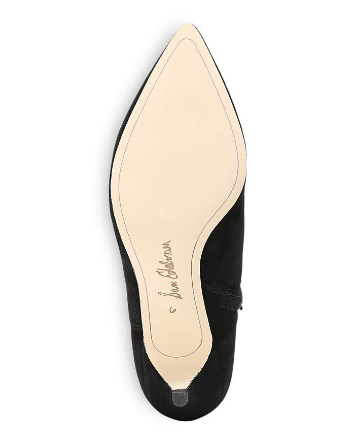 2754153c7 Sam Edelman - Women s Kinzey Kitten-Heel Booties