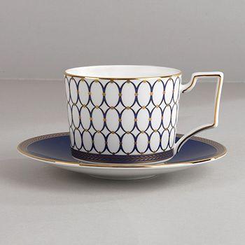 "Wedgwood - ""Renaissance Gold"" Tea Cup"