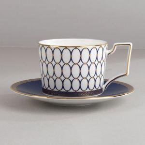 Wedgwood Renaissance Gold Tea Cup