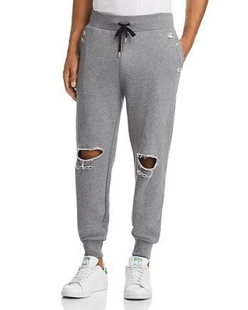 Threads 4 Thought - Lux Destroyed Jogger Pants