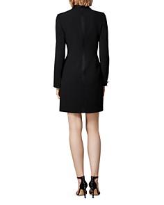 KAREN MILLEN - Tuxedo Dress