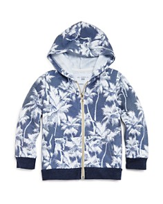 SOL ANGELES - Boys' Terry Palm Tree Hoodie - Little Kid, Big Kid