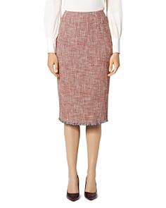 L.K.Bennett - Cesilia Tweed Pencil Skirt