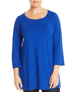 Eileen Fisher Plus - Swing Tunic