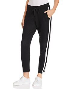 ATM Anthony Thomas Melillo - Jacquard-Stripe Jogger Pants