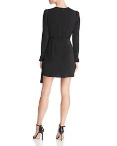 WAYF - Banks Faux-Wrap Dress