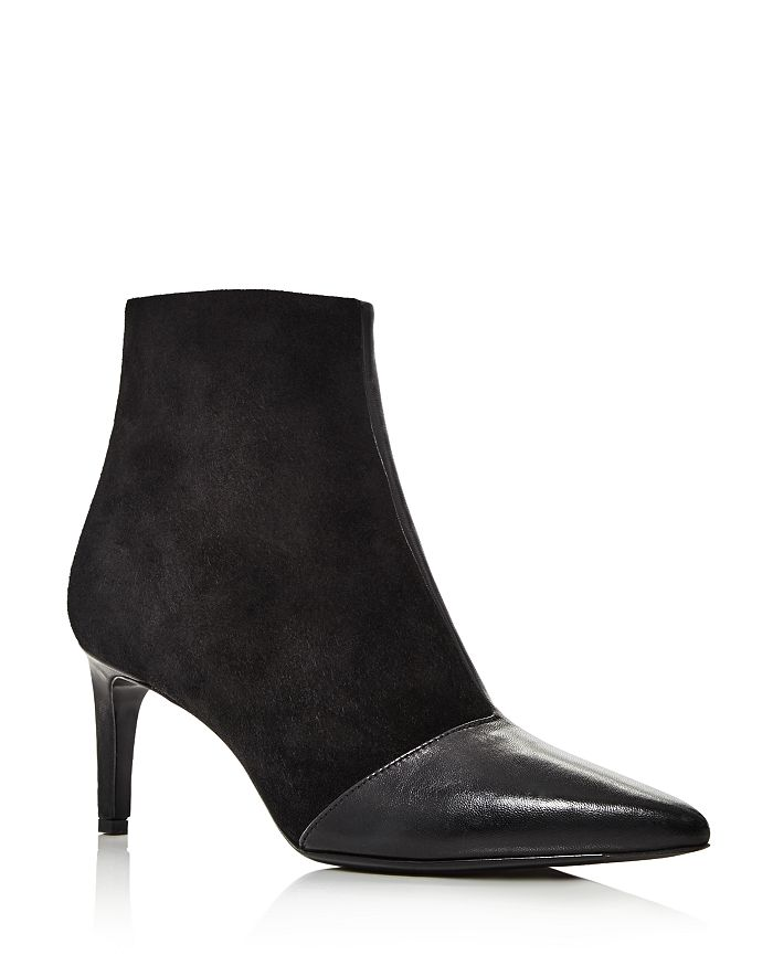 rag & bone - Women's Beha Almond Toe Booties